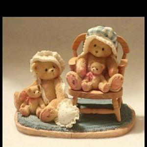 1996 large cherished teddies figurine